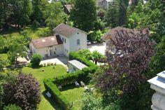 Villa-Rivalin : location appartements meublés proches des Thermes à Aix les Bains - Accueil - Appartements à louer à Aix les Bains