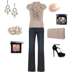 Girl's Night Out, created by ljwhitlock on Polyvore