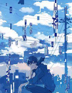 Oc Manga, Manga Art, Anime Scenery Wallpaper, Anime Artwork, Anime Fantasy, Fantasy Art, Aesthetic Art, Aesthetic Anime, Japon Illustration