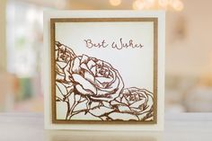 From the designers of Tattered Lace... Rare Earth - a brand new range of stamps, inks, dies and tools