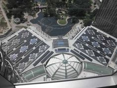 Petronas Towers - PV system with Fronius CL central inverters and Fronius IG Plus string inverters Petronas Towers, Solar Power, Cl, Solar Energy