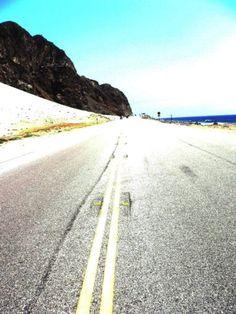 Ventura Country Roads, California