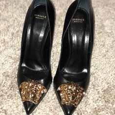 f049a5a1318 7 Best Versace Heels images