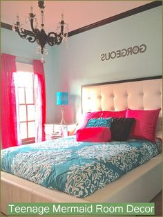 This Awesome Photo of 15 Teen Loft Beds Ideas is awesome for your home design idea.  Many of our visitors choose this as favourite in Bedroom Category. Cool Girl Bedrooms, Bedroom Ideas For Small Rooms Diy, Bedroom Decor For Teen Girls, Teen Girl Rooms, Teenage Girl Bedrooms, Teen Room Decor, Small Room Bedroom, Master Bedroom Design, Awesome Bedrooms