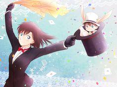 Aoko's Magic Show by Arya032 on DeviantArt