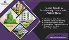 How important #EcoFriendly #construction in present trend of Eco-Friendly construction across #India. #Construction #Realestate #Property.