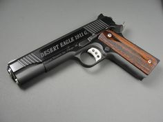 Magnum Research Desert Eagle 1911 .45acp.