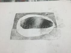 eye with circle