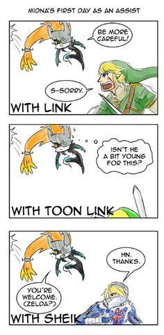 SSB comic part 1