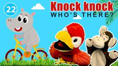 Funny kids jokes and riddles knock knock who's there | FluffPuff Puppets episode #22knock knock who's there, Funny kids jokes and riddles | FluffPuff Puppets episode #22 Welcome to FluffPuff Kids Show full episodes, Parrot's name: Flu... #animals #animalsfunny #animalsquotesfunny #cat #catsanddogs #cutefunnyanimals #dogcat #DOGS #dogsfunny #fluffpuff #funny #funnyanimals #funnyanimalsmemes #...