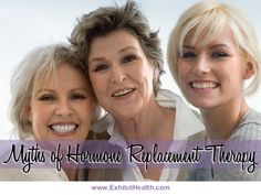 Myths of Hormone Replacement Therapy (HRT)