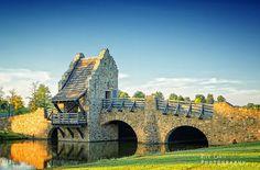 Shakespear's Bridge, Blount Park, Montgomery, Alabama | Flickr - Photo Sharing!