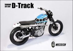 Street Tracker by Jvb Moto | caferacerpasion.com