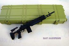 1:6  1/6 Weapon Gun M14BER  Assemble toys Battlefield