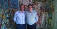 Presidente da Fenacor visita a sede do Sincor-BA e garante que nova diretoria terá todo o apoio | Segs.com.br-Portal Nacional|Clipp Noticias para Seguros|Saude