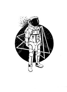 OX ECHEGOYEN Astronaut Illustration, Space Illustration, Arte Dope, Astronaut Tattoo, Free Type Beats, Art Drawings, Cool Art, Character Design, Sketches