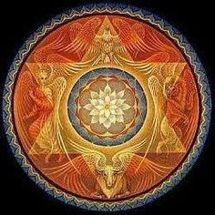 Mandala Fleur by Thea Wante- Burgers