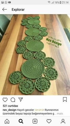 Learn To Crochet Circle Lace Motif Crochet Round, Crochet Motif, Crochet Designs, Crochet Doilies, Crochet Flowers, Hand Crochet, Filet Crochet, Diy Crafts Crochet, Crochet Home