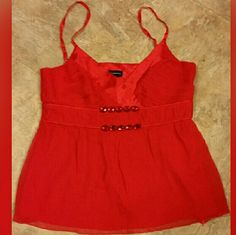 Spenser Jeremy Size Medium Top Spenser Jeremy Size Medium Top Blood red 100% silk shell & 100% polyester lining.  Absolutely beautiful.  Feel free to ask any questions before purchasing. Thank you for shopping my closet! Spenser Jeremy  Tops