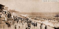 Praia do Flamengo - 1926