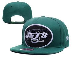 NFL New York Jets Fashionable Snapback Cap for Four Seasons