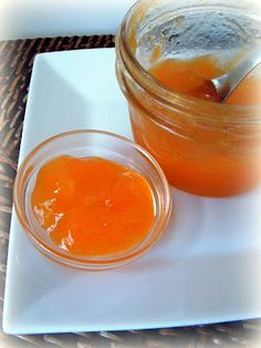 A Feast for the Eyes: Summer Apricot-Pineapple Jam-- Let's start jammin' some more