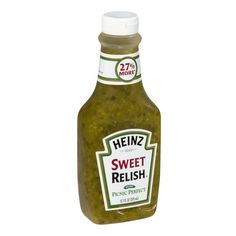 I'm learning all about Heinz Sweet Relish at @Influenster!