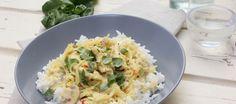 Curry Met Kipfilet En Citroengras recept | Smulweb.nl