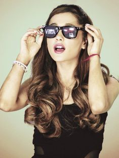 Ariana Grande is the BEST!!!! I love her music and her acting and everything about her!!!! She is amazing!!!