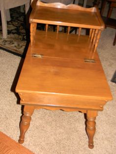 This Is A Very Nice Antique Mid Century Ethan Allen Lazy