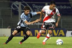 Lo mejor de Belgrano - River Plate por la fecha 3 del torneo de Primera División 2015.
