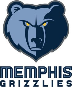 18250fb5c Memphis Grizzlies Primary Logo (2018 19-Pres) - Slight adjustments made to