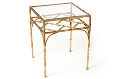 Woodmont  Side Table