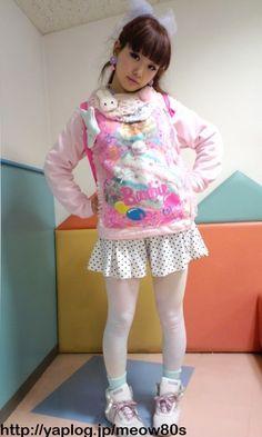 Latte Bunny: Spank / Fairy Kei shopping sites