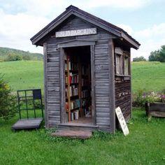 Cute book store