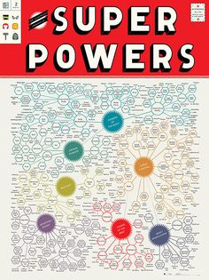THE ILLUSTRIOUS OMNIBUS OF SUPERPOWERS #2 BY POP CHART LAB
