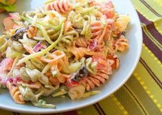 Summer's Hottest Pasta Salads | Bacon Ranch Pasta Salad