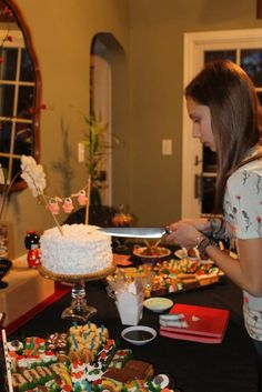 Sushi inspired desserts Birthday Party Ideas | Photo 1 of 26