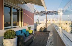 Our home @ CarasDecoracao# Terrace