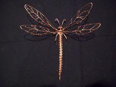 Increibles figuras hechas de cobre                                                                                                                                                                                 Más