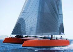 30 noeuds pour le Gunboat G4, le premier catamaran de croisière à foils !