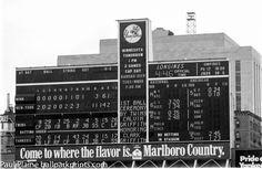 Baseball Scoreboard, Yankee Stadium, Mickey Mantle, Great Team, New York Yankees, Google Images, Kansas City, Minnesota, Sports Posters