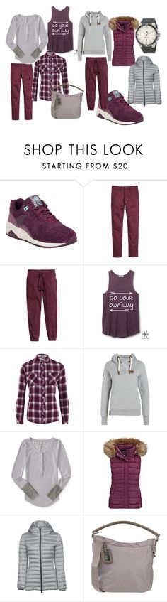 """""""Senza titolo #111"""" by mura82 on Polyvore featuring moda, New Balance, H&M, ONLY, Aéropostale, Hilfiger, Colmar, George Gina & Lucy e Tommy Hilfiger"""