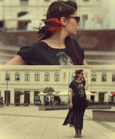 The Legend of Seven Feathers  (by Emina S..) http://lookbook.nu/look/3470697-The-Legend-of-Seven-Feathers