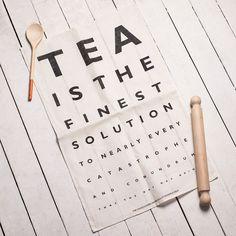 Roderick Field Home Front Tea Towel | GettingPersonal.co.uk