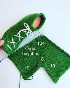 Baby Cardigan Knitting Pattern Free, Crochet Shoes Pattern, Baby Hats Knitting, Baby Knitting Patterns, Knitting Socks, Fair Isle Knitting, Knitted Slippers, Knitted Hats, Crochet Hats