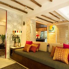 Amazing Living Room Designs Indian Style, Interior and Decorating Ideas – ARCHLUX.NET Amazing Living Room Designs Indian Style, Interior Design and Decor Inspiration Indian Home Decor, Easy Home Decor, Home Decor Trends, Cheap Home Decor, Indian Interior Design, Interior Design Boards, Interior Paint, Style At Home, Sofa Design