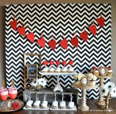 Valentines Day Party Ideas  Valentines Decorations