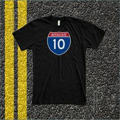 Interstate 10 Route