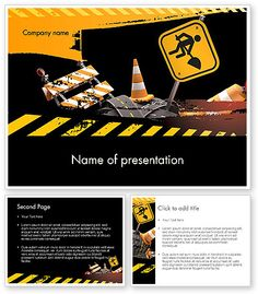 Highway powerpoint template free powerpoint templates similar ideas toneelgroepblik Image collections